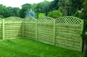 Fence Panels Delivered
